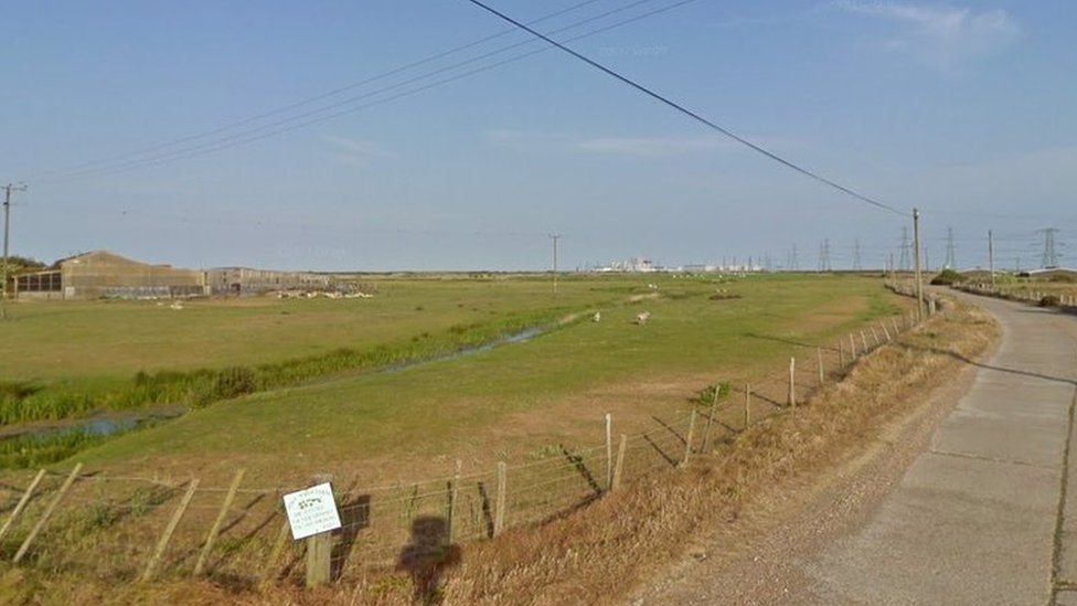 Two killed in Lydd car river crash