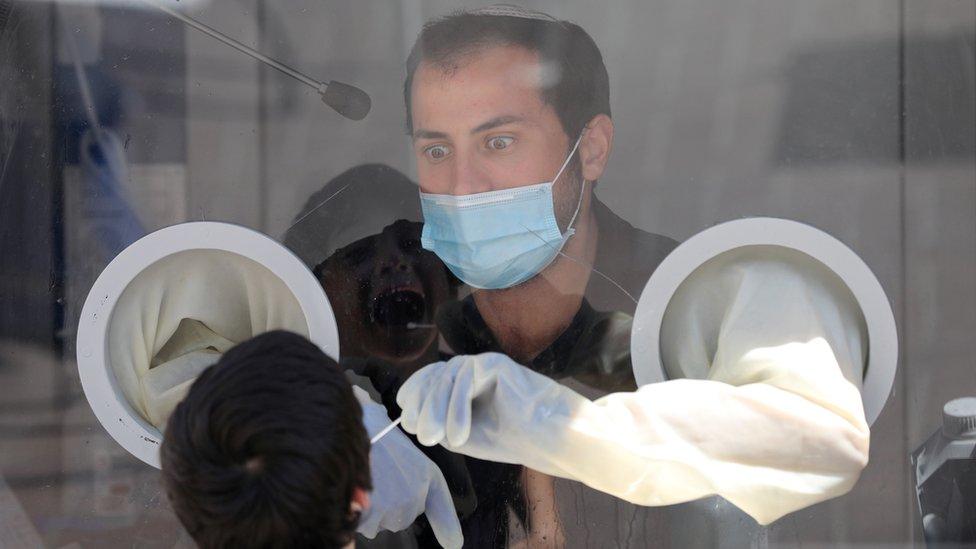 Coronavirus: Israel to impose three-week national lockdown thumbnail