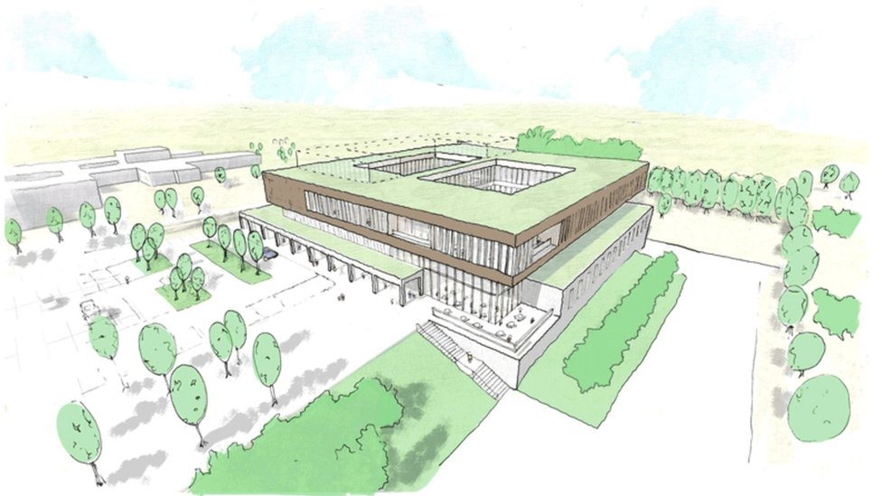 Work starts on £98m greenbelt Heatherwood Hospital in Ascot