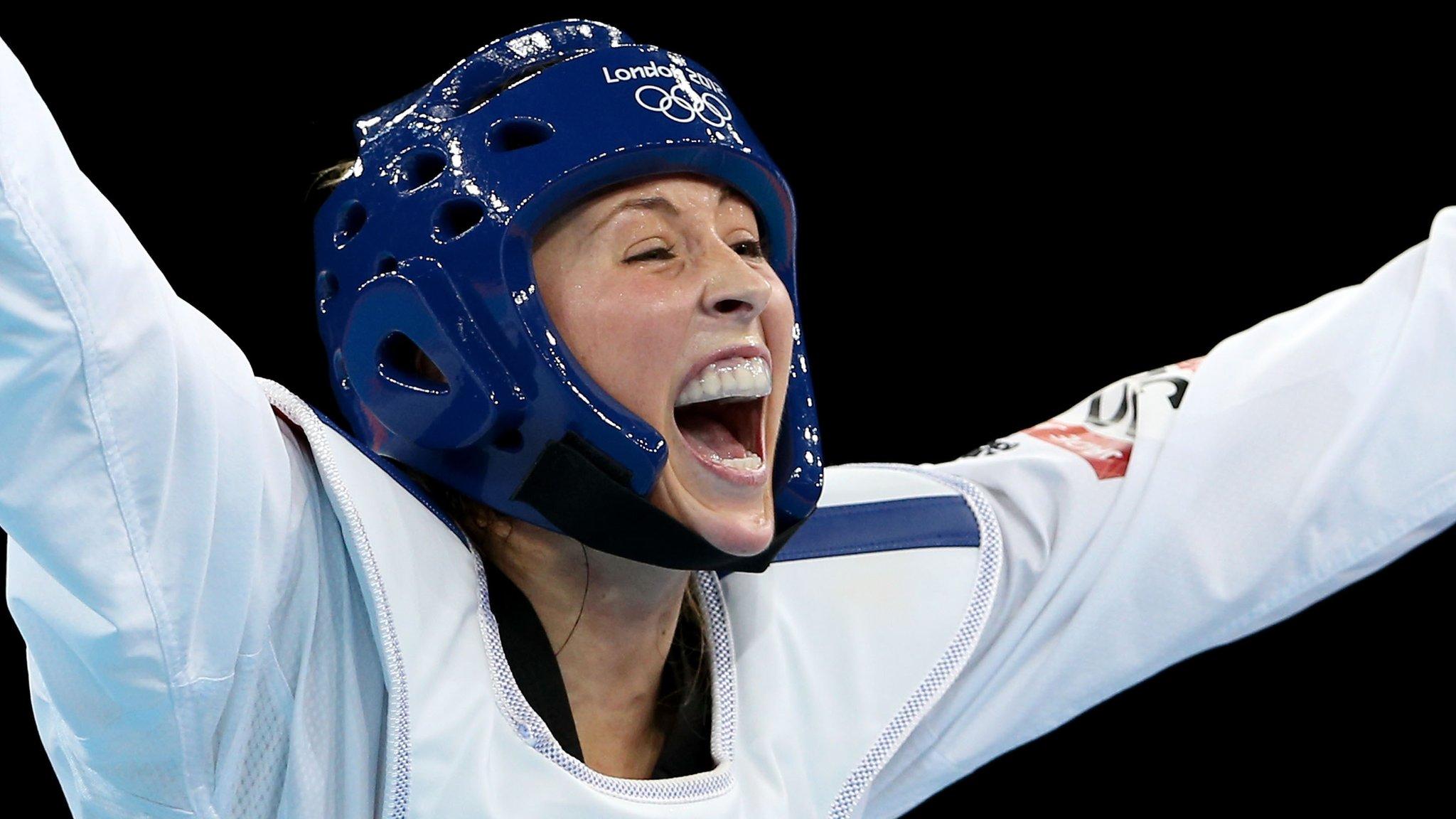 Jade Jones: Olympic taekwondo champion may continue after Tokyo 2020