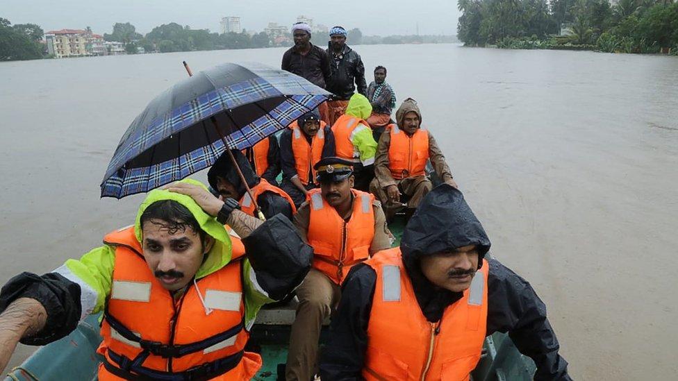 Poplave u Indiji: Više od 160 stradalih u Kerali