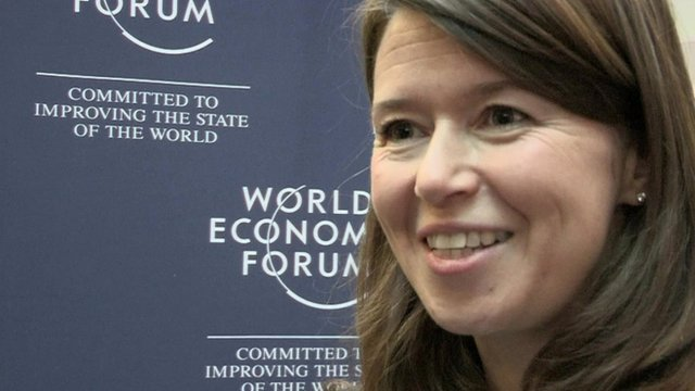 Margareta Drzeniek-Hanouz, WEF