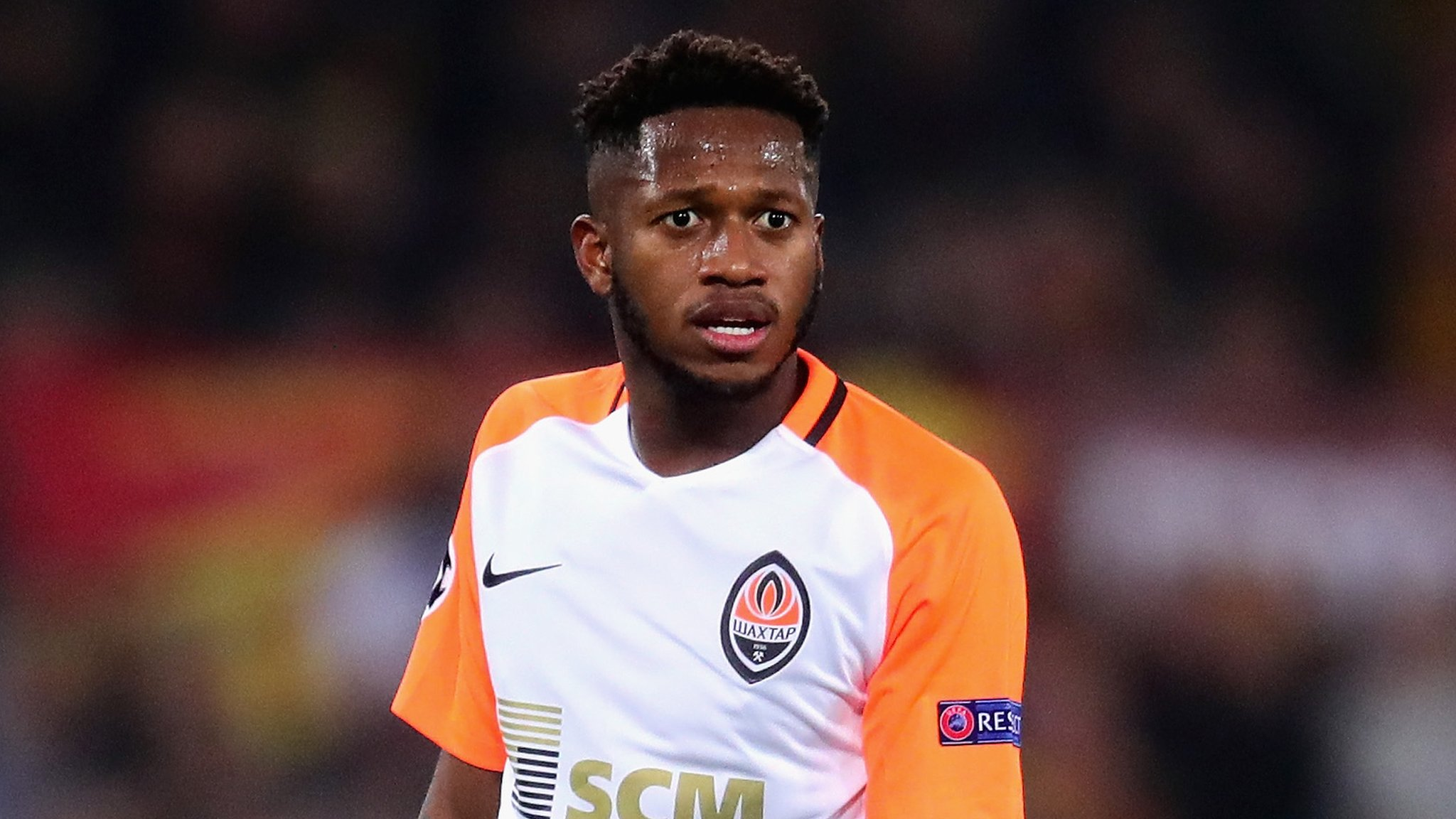 Manchester United: Brazilian Fred joins from Shakhtar Donetsk for £47m