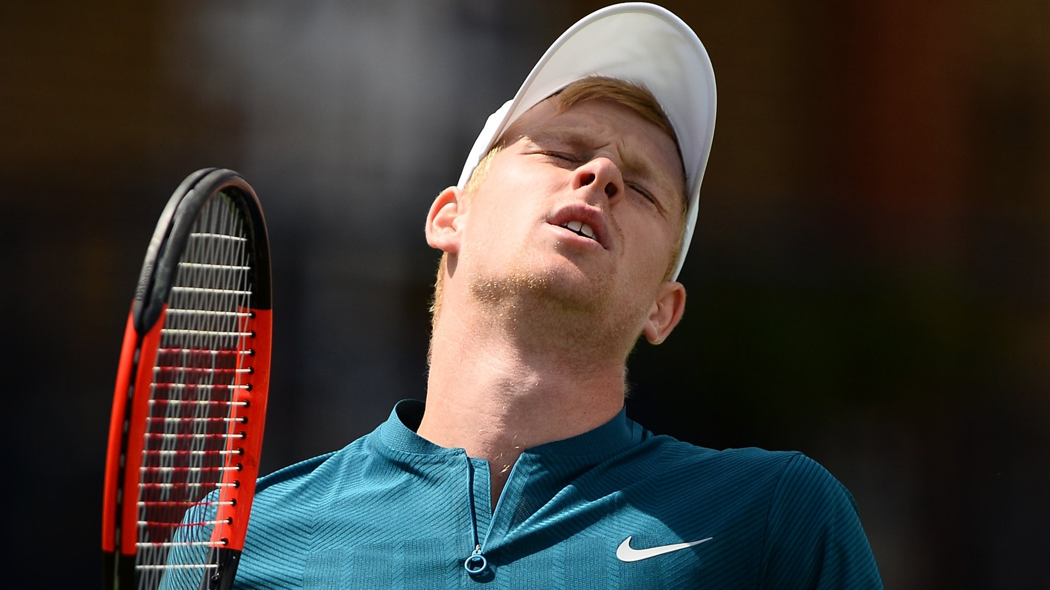 Fever-Tree Championships 2018: Kyle Edmund beaten by Nick Kyrgios