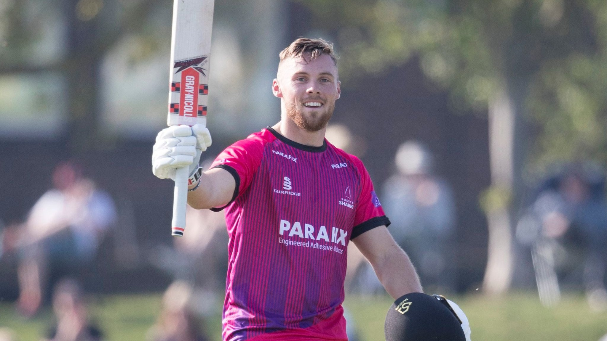 One-Day Cup: Phil Salt century helps Sussex beat Kent