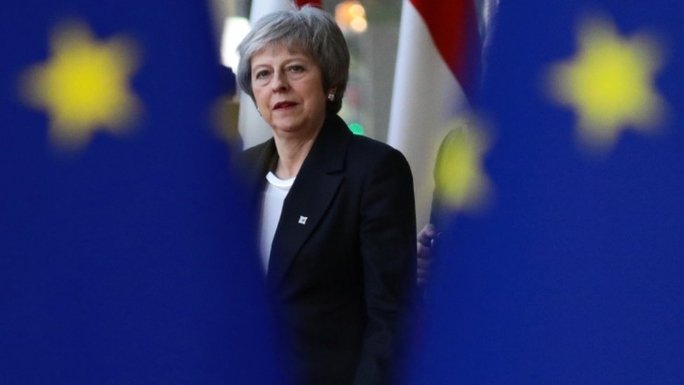 Brexit: Theresa May won't lead Conservatives into next election