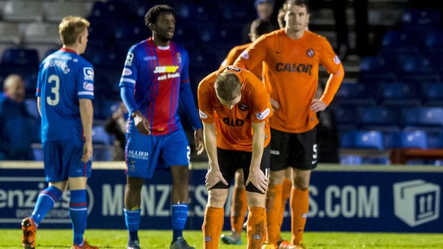 Highlights - Inverness CT 2-2 Dundee United