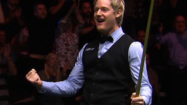 UK Championship: Watch Neil Robertson 147 in full