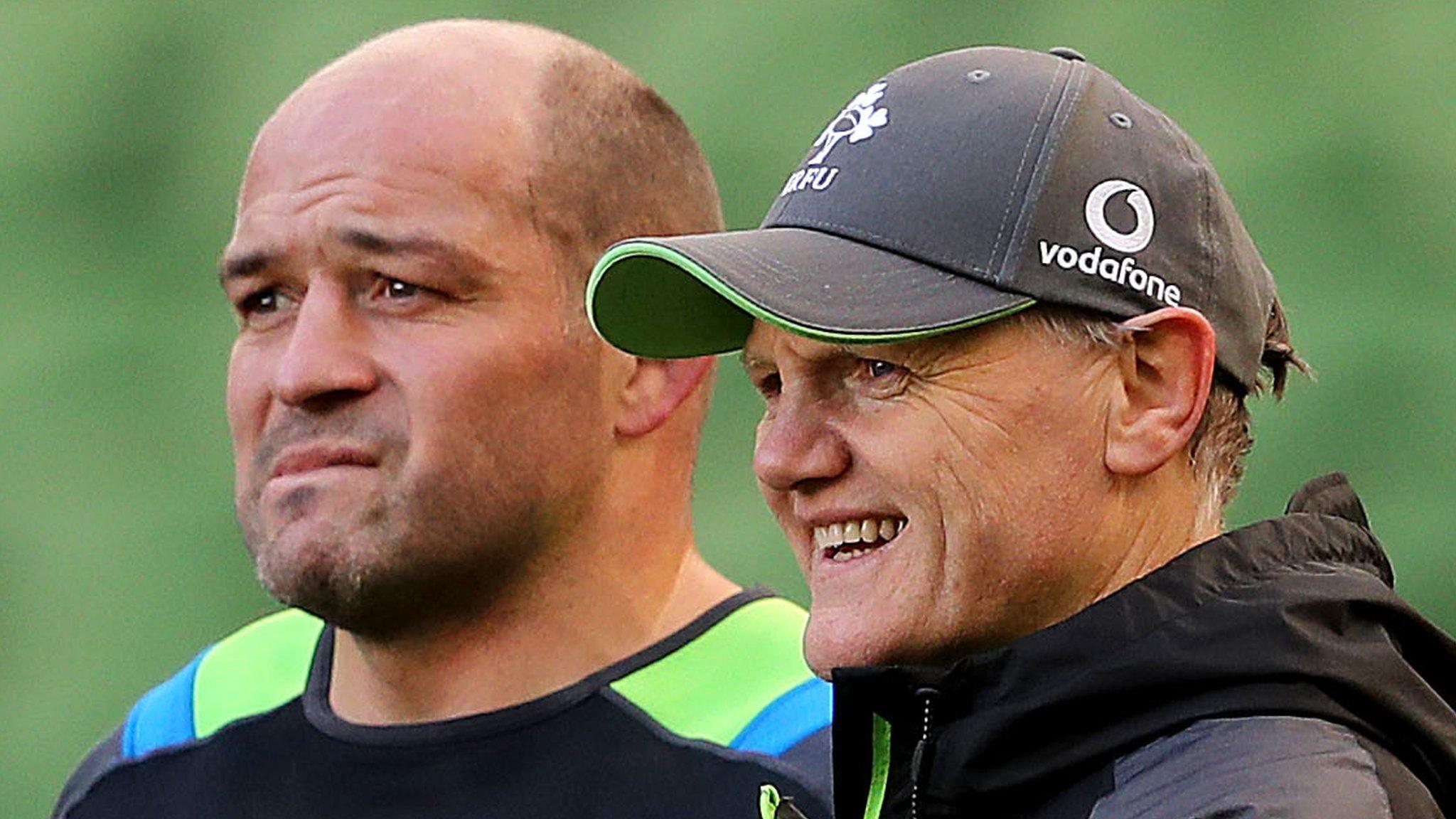 Best backs Ireland coach Schmidt for Lions role