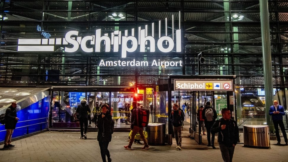 Schiphol Havaalanı