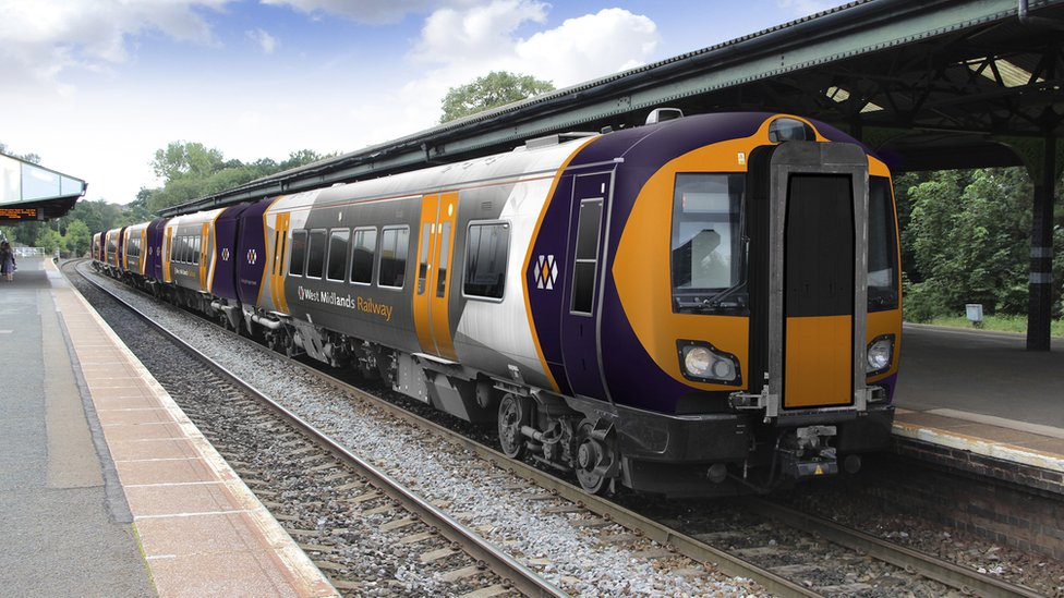 'Major' rail changes in West Midlands timetable overhaul