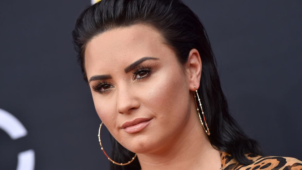Demi Lovato says she's 'not sober anymore' on new single