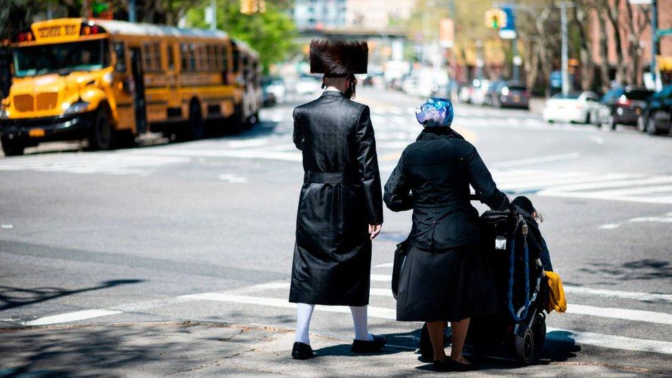 عائلة يهودية أرثوذكسية