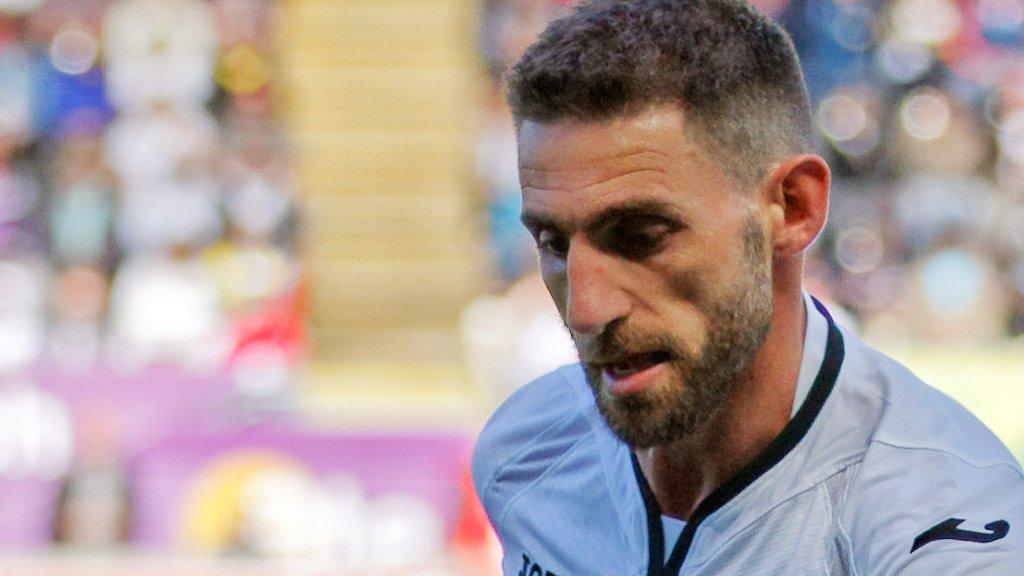 Angel Rangel: QPR sign ex-Swansea defender on a five-month deal