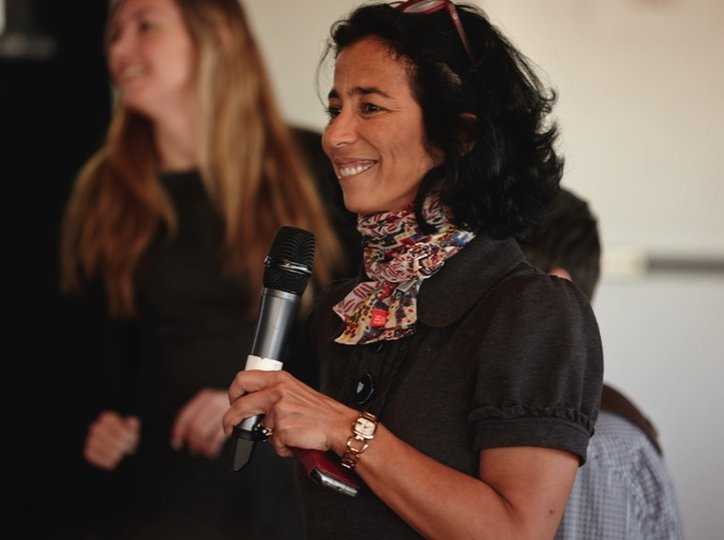 """تقول أستاذة المناعة، مريم مراد: """"لن نعطي أية إجابة حتى نكون متأكدين تماما مما سنقوله"""""""