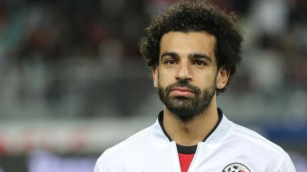 Africa Cup of Nations: Mohamed Salah helps Egypt win warm-up match