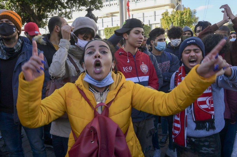 ثلث الشباب التونسي عاطل عن العمل