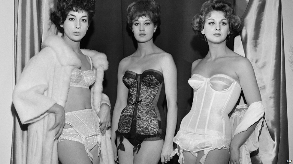 Corsets were also linked to health problems