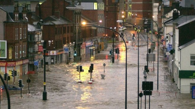 Sheffield's £3m flooding plans to benefit about 4,000 homes
