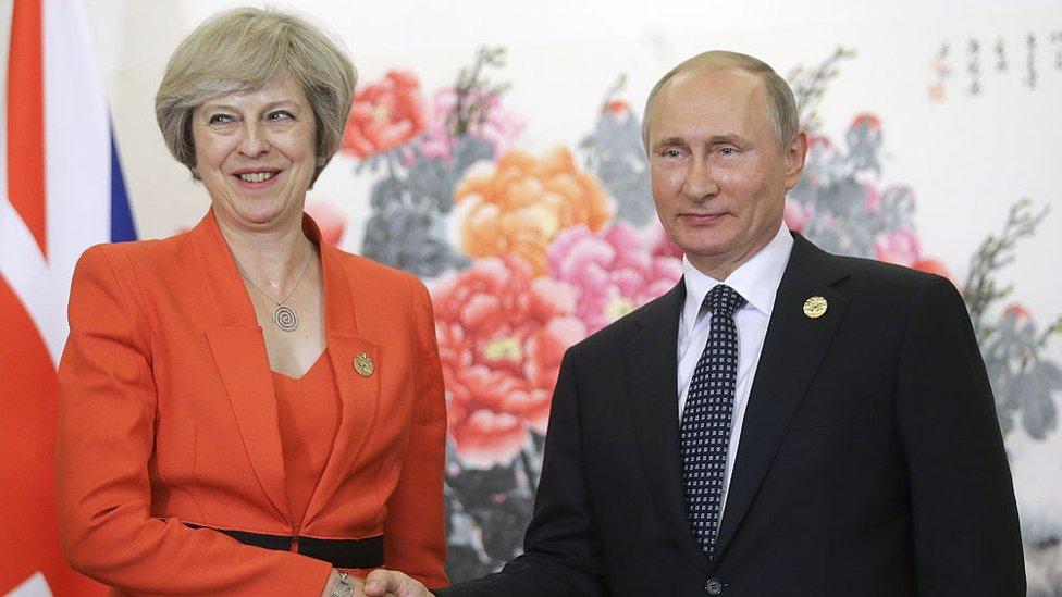 Дайджест 17 июня: почему Путин и Мэй хотят мириться, что за тайный пакт с Фараджем и за что Трамп набросился на мэра Лондона