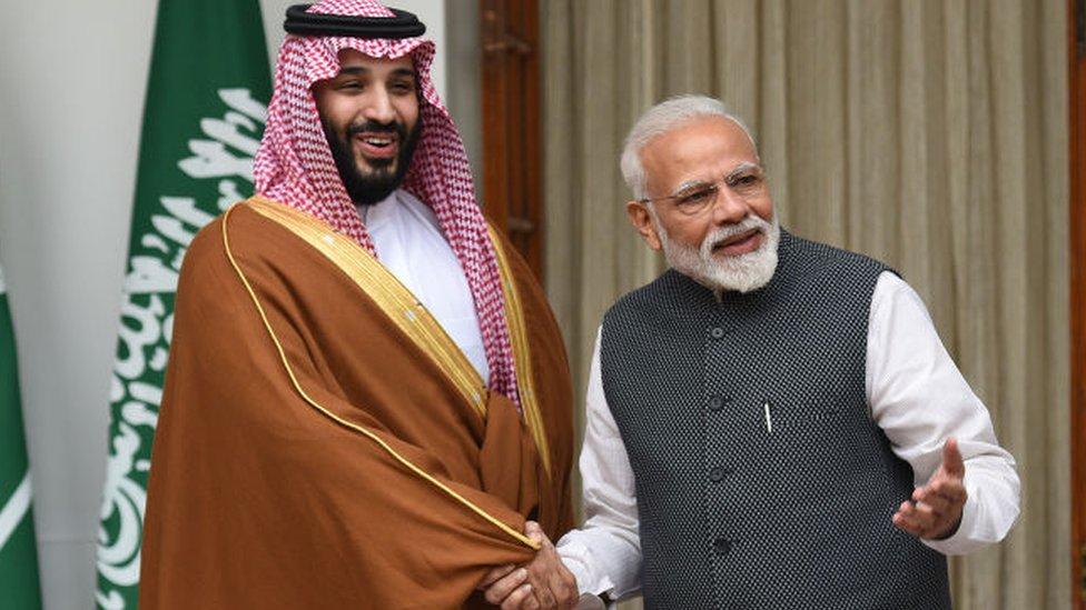 भारत में सबसे बड़ा निवेश सऊदी अरब से क्यों