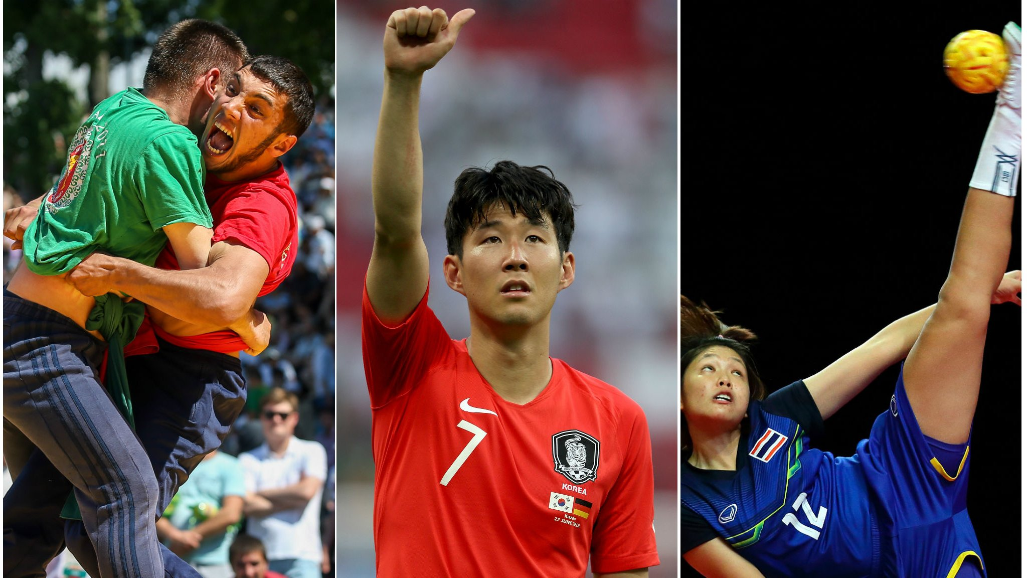 Bridge, jet-skis & ... sepak takraw? The Games that represent two-thirds of the world's population