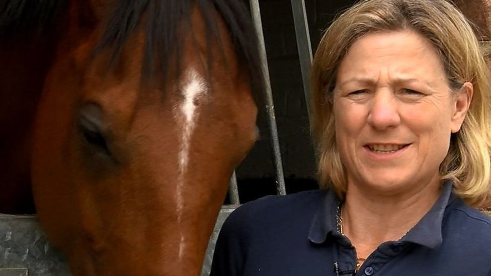 Ascot 2018: Britain's top female flat horse racing trainer