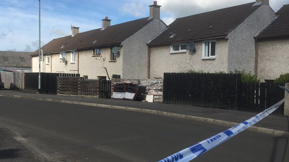 Derry pipe bomb: Mum's disgust as boy picks up device