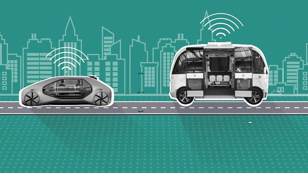 Future transport: How will we get around in 2050?