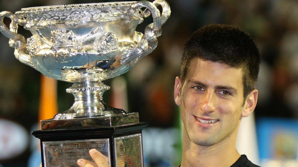Novak 2008