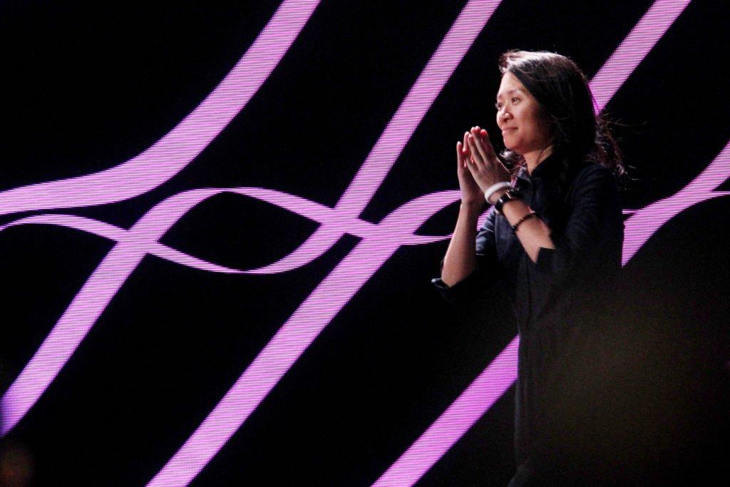المخرجة كلوي تشاو