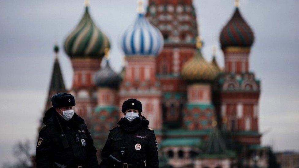 Moskovska policija