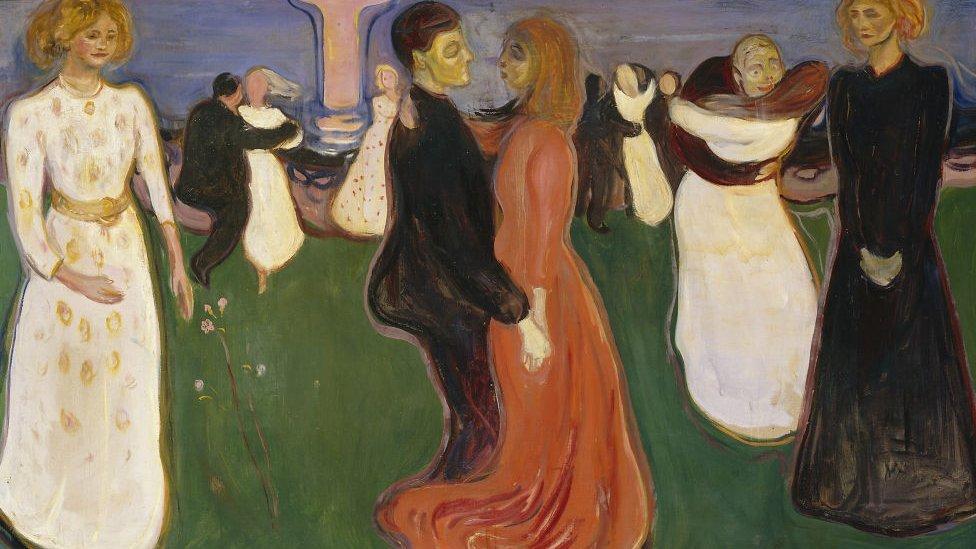 """""""La danza de la vida""""."""