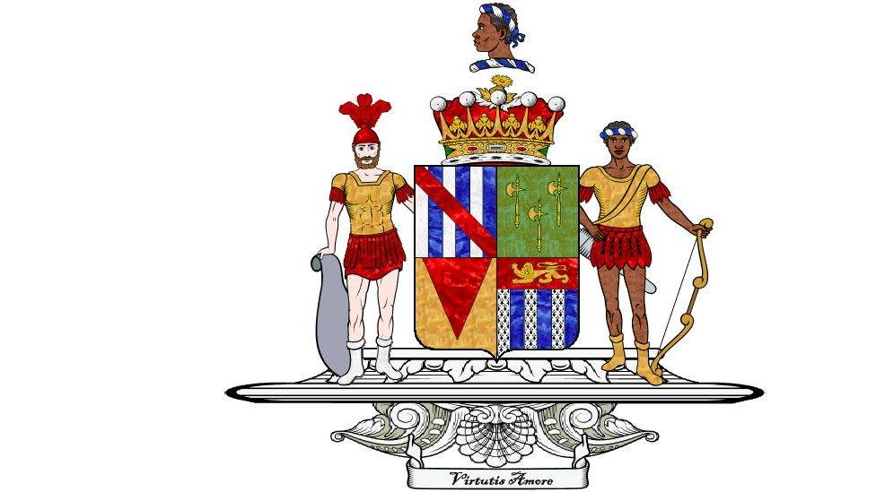 Escudo del condado