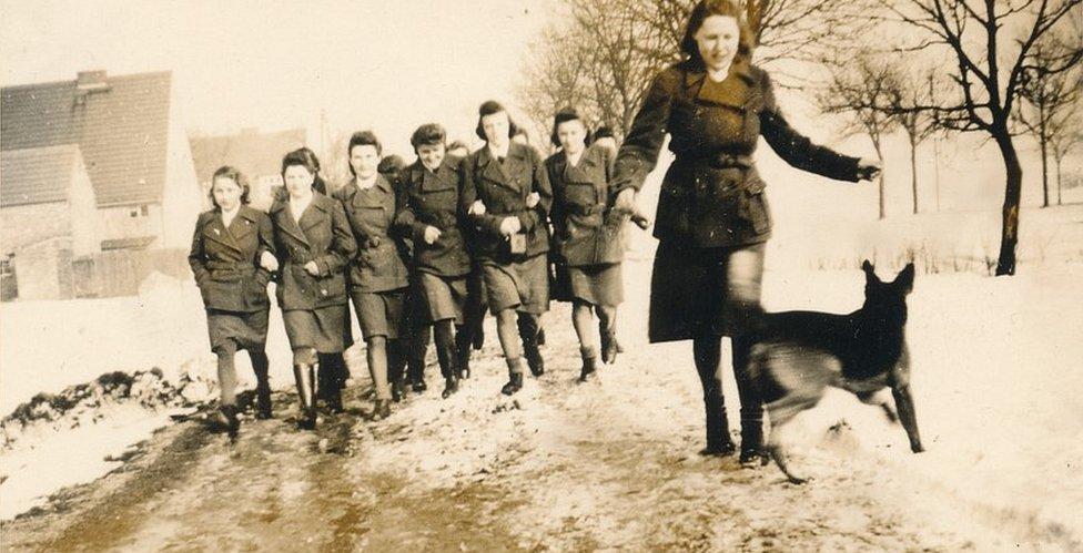 Ravensbrück women guards