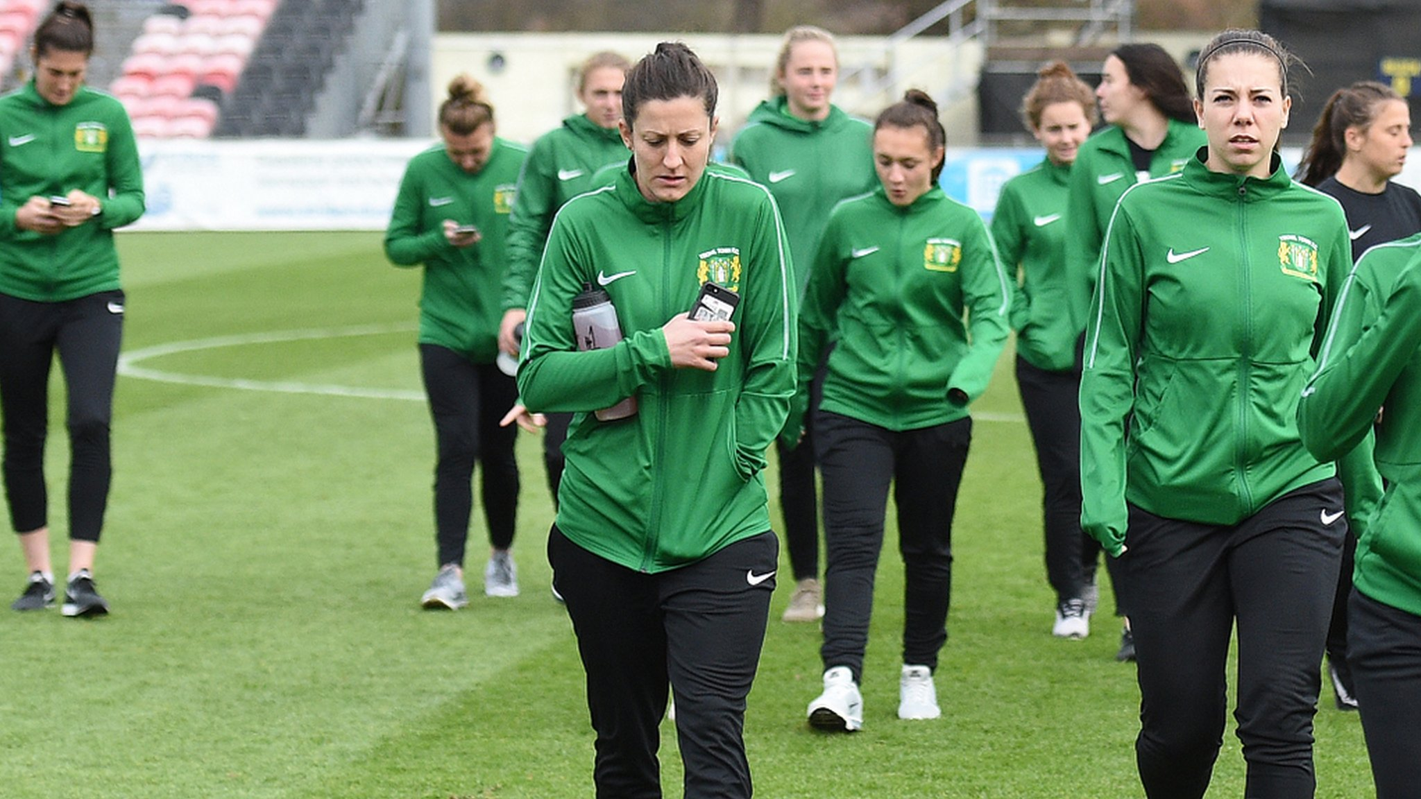 Yeovil Town Ladies: Championship licence denied and club to go down two tiers
