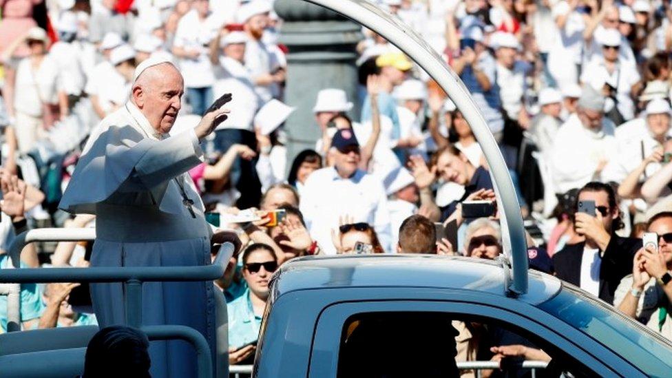 البابا فرانسيس