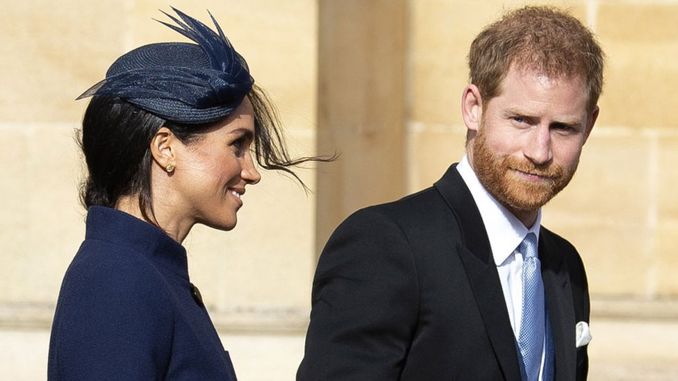 Meghan expecting royal baby next spring