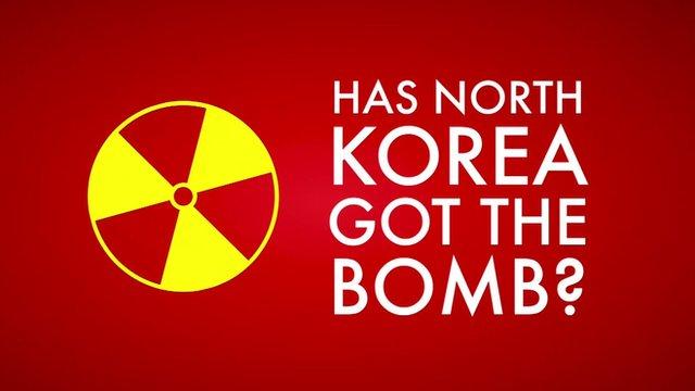 Has North Korea got the bomb?