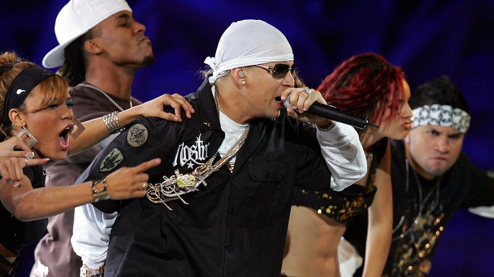 Daddy Yankee en Viña del Mar de 2006.