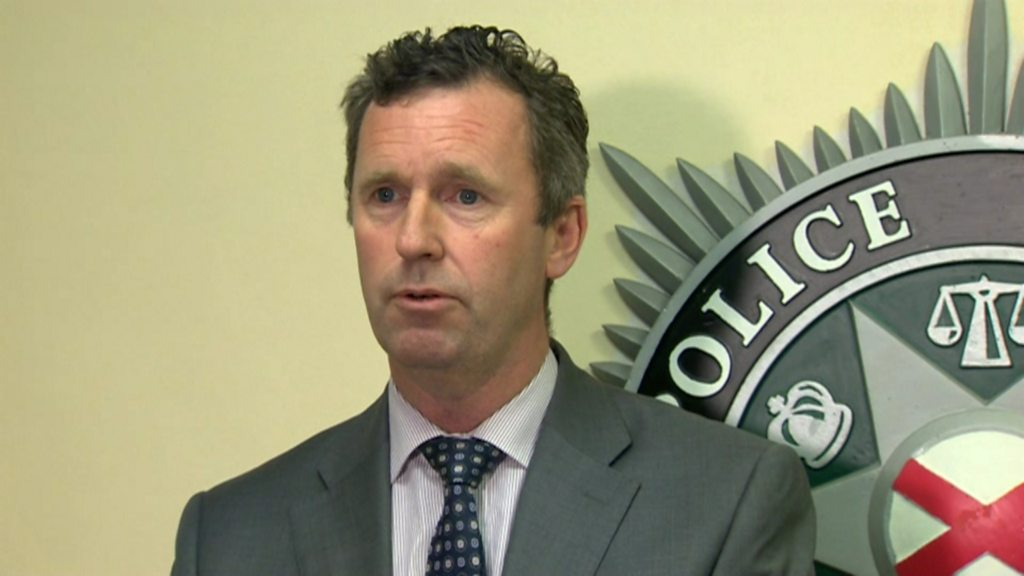PSNI: Weapons hide a 'total disregard for safety of locals'