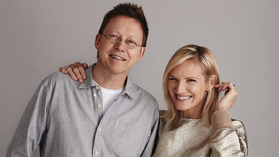 Simon Mayo and Jo Whiley Radio 2 Drivetime show to end