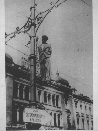 Krojač Svetislav Milin