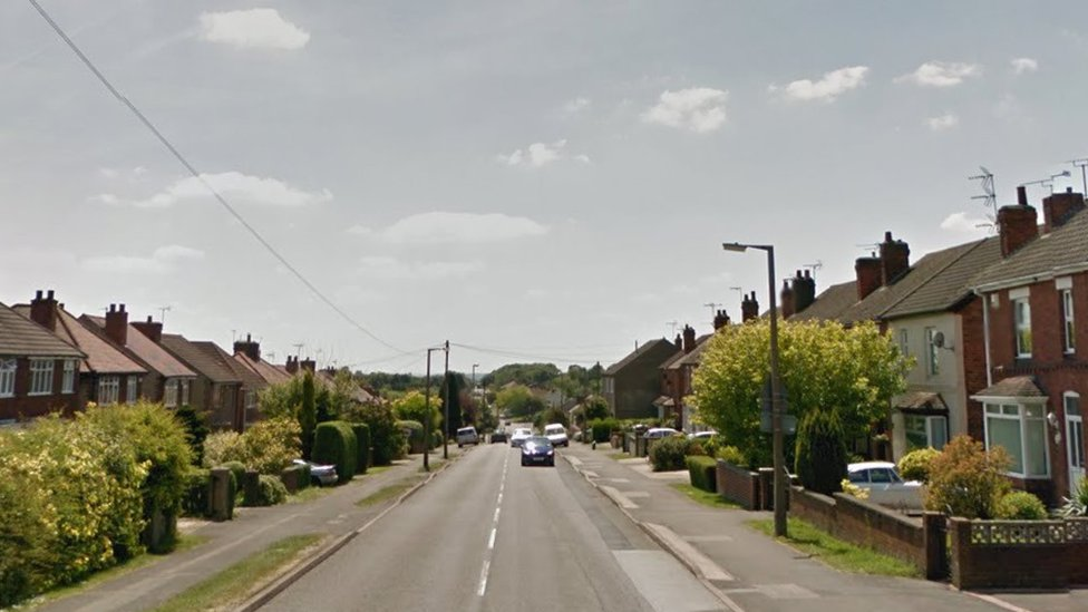 Derbyshire man arrested after woman's body found