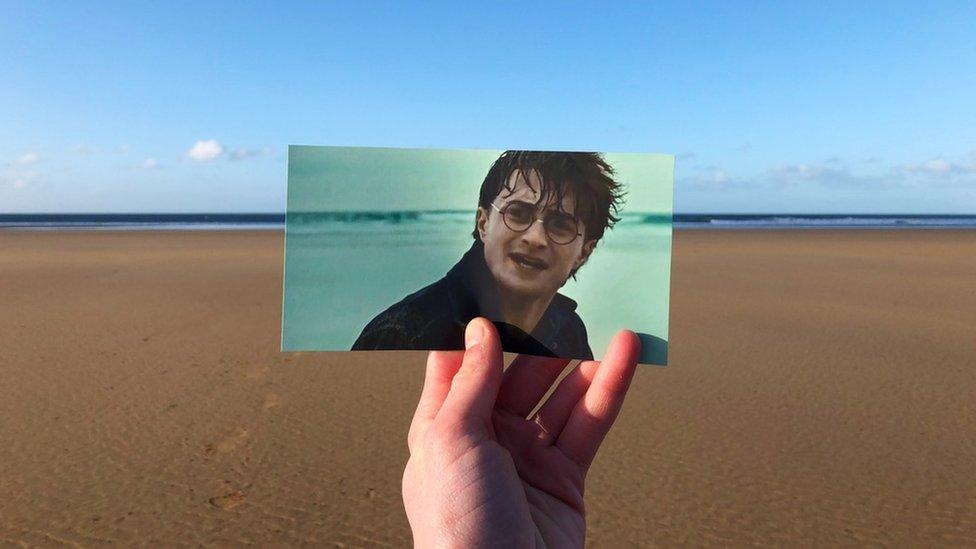 Scena iz filma Hari Poter.