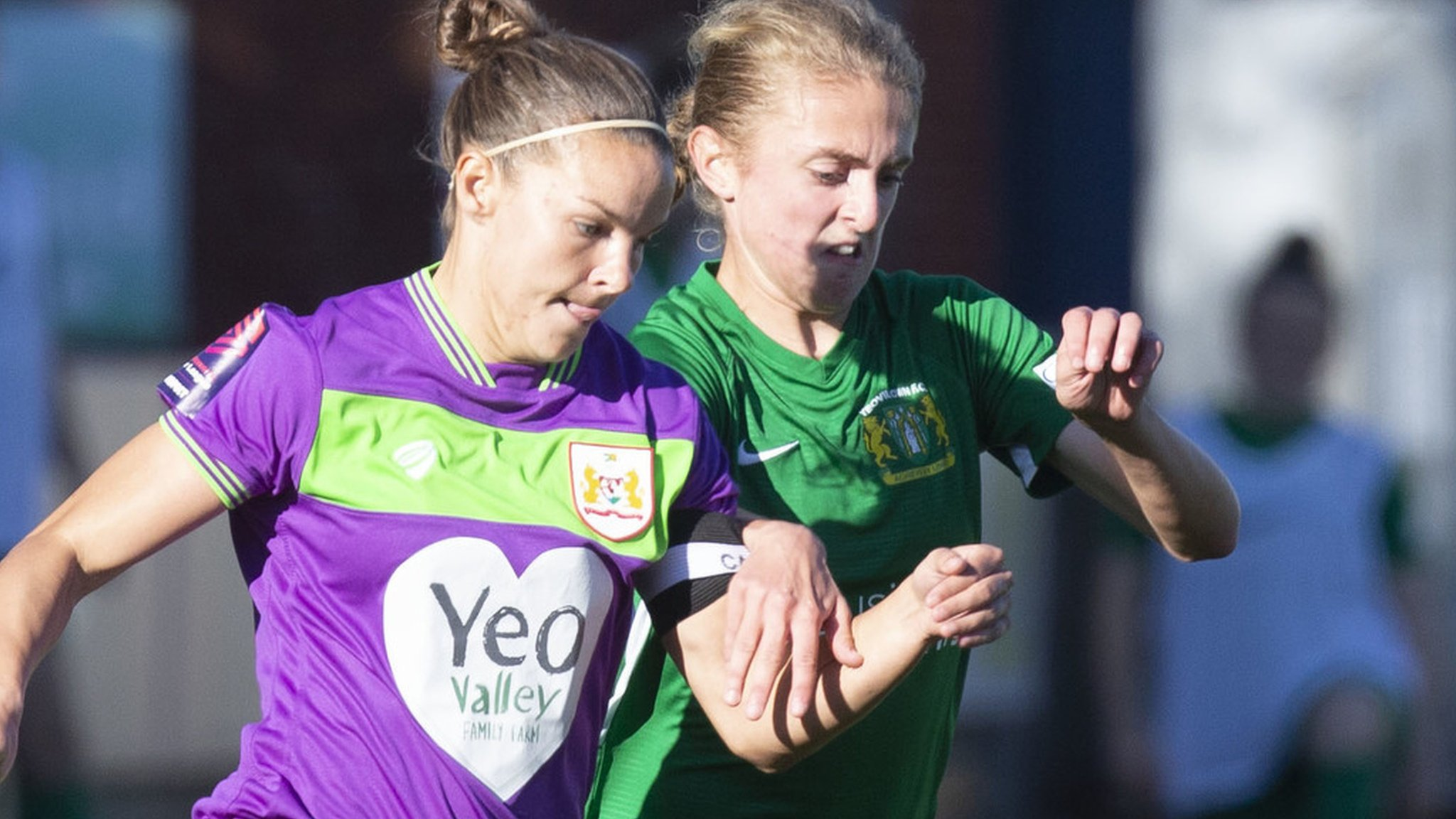 Yeovil Town Ladies 1-2 Bristol City Women: Lucy Graham brace sends Vixens fifth