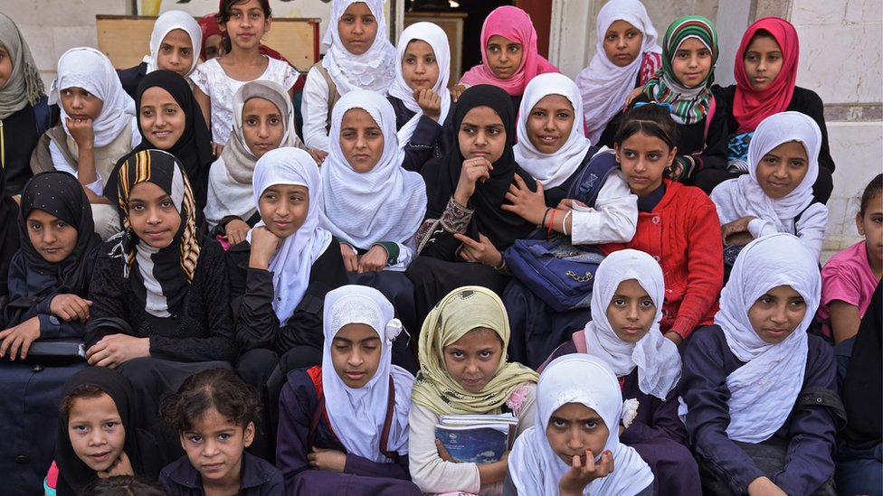 مدرسة في محافظة إب - 2017