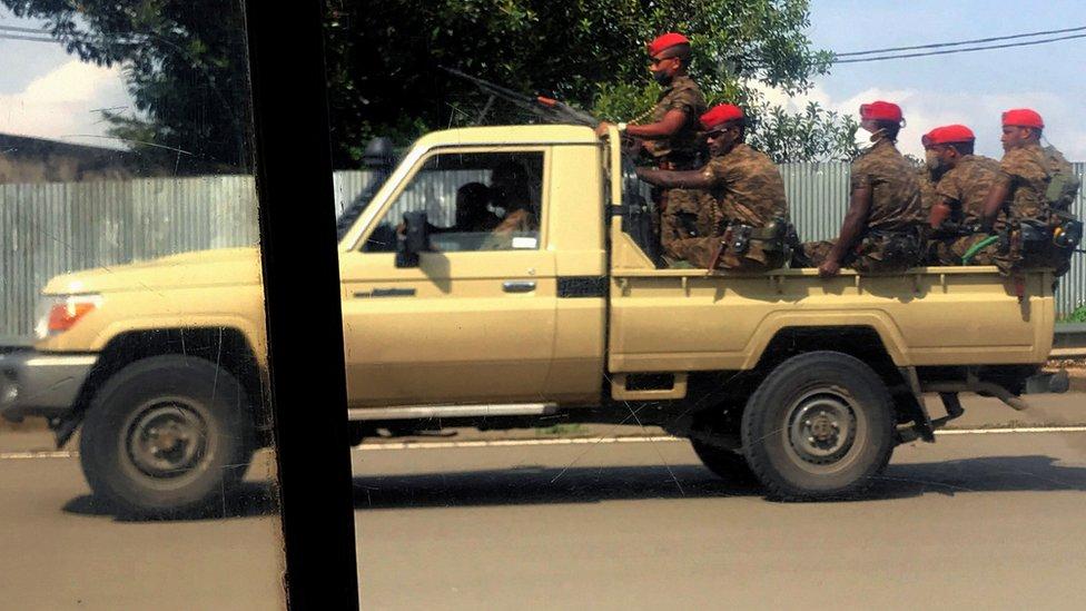 اعتقل المئات خلال الاحتجاجات الأخيرة التي شهدتها إثيوبيا