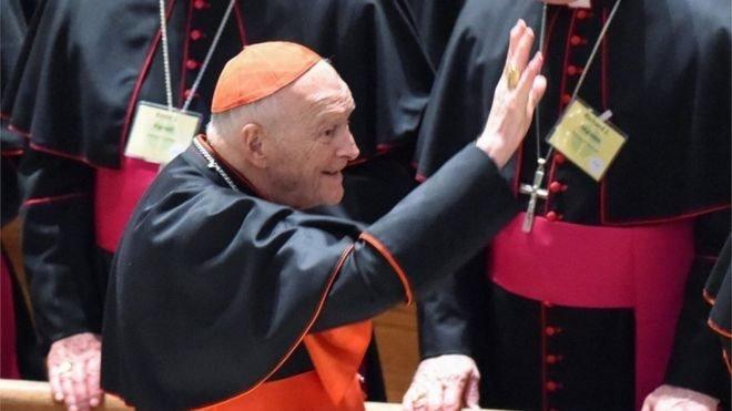 Секс-скандал у Ватикані: у відставку пішов впливовий кардинал з Вашингтона