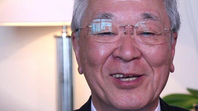 Hiroaki Nakanishi